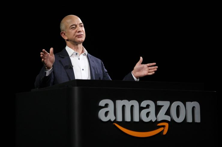 Jeff Bezos - CEO, Amazon