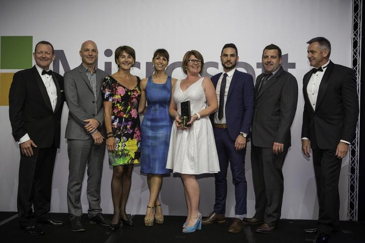 Fusion5 wins Customer Relationship Management Partner of the Year at 2016 Microsoft Partner Awards