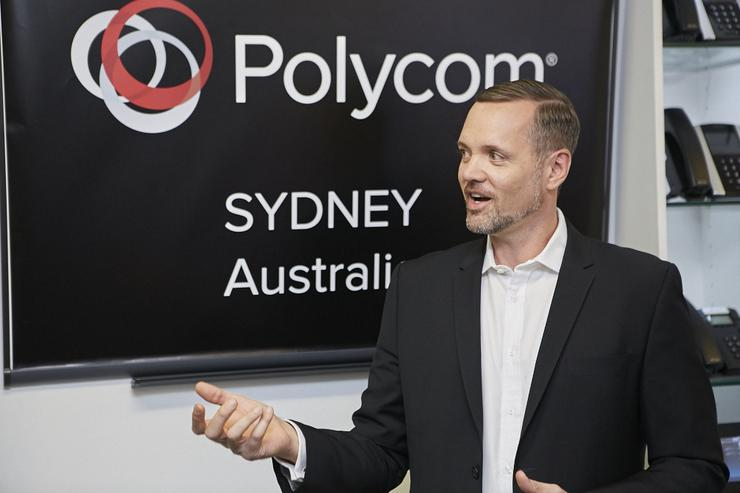 Former Polycom exec, James Brennan, has jumped ship to BlueJeans to lead the company in APAC