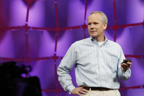 Kurt DelBene is returning to Microsoft, where he was most recently president of the Microsoft Office Division. (photo from 2013)