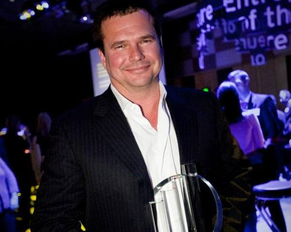 Distribution Central founder and executive chairman, Scott Frew. He is also CEO and president of iasset.com