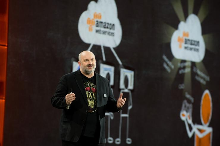 Werner Vogels, CTO, Amazon Web Services (AWS)