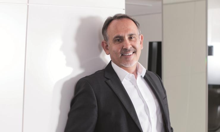 TechnologyOne's Adrian Di Marco.