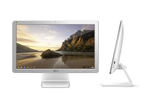 LG Chromebase all-in-one