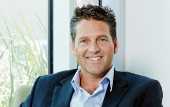 Xero Australia managing director Chris Ridd.