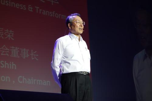 Acer chairman Stan Shih