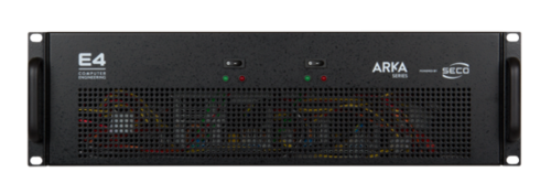 E4 Engineering's EK003 ARM 64-bit server