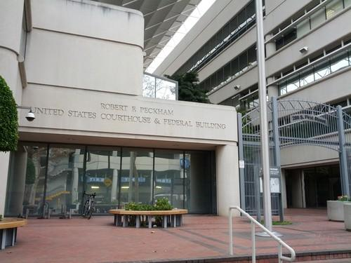 The U.S. District Court in San Jose on November 14, 2013