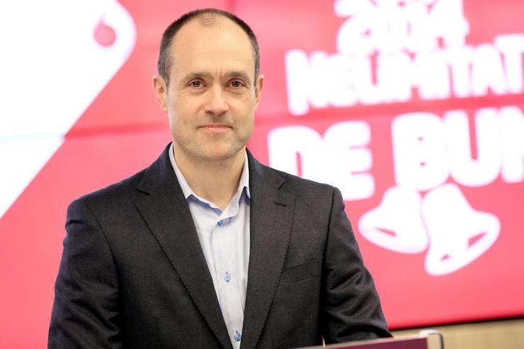 Vodafone Hutchison Australia CEO Inaki Berroeta.