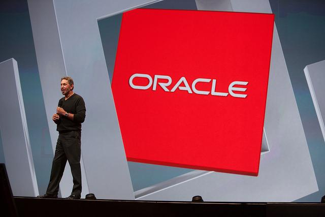 Larry Ellison - Oracle chairman and CTO