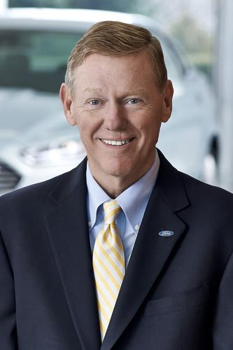 Ford CEO and President Alan Mulally has emerged as top candidate to replace Steve Ballmer as Microsoft CEO, according to anonymously-sourced media reports.