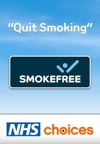 NHS Quit Smoking app