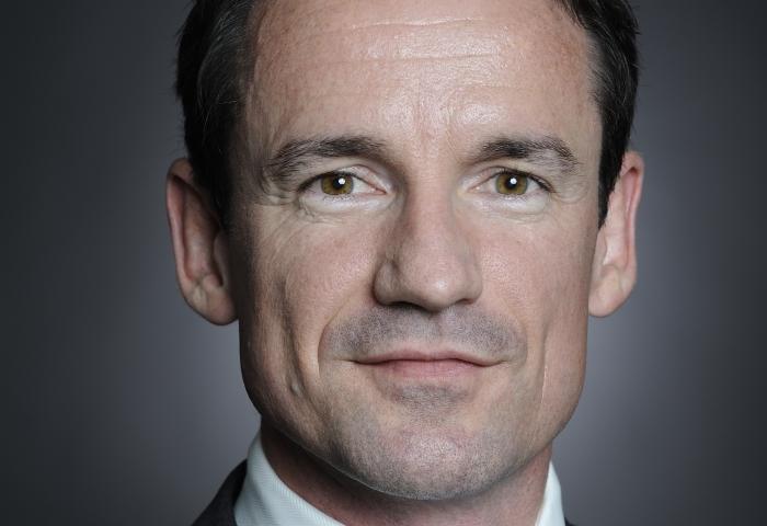 Juniper Networks' A/NZ managing director, Nathan McGregor.