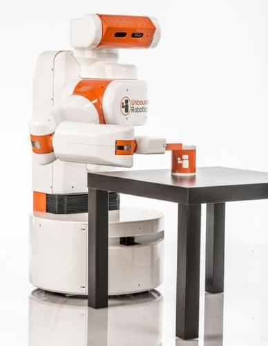 Unbounded Robotics launched its UBR-1 robot, a US$50,000, one-armed mobile platform designed for research and education.