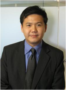 Wesley Lim is Emerson's new director of DCIM in Asia.