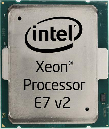 Intel's Xeon E7 v2 processors have up to 15 cores