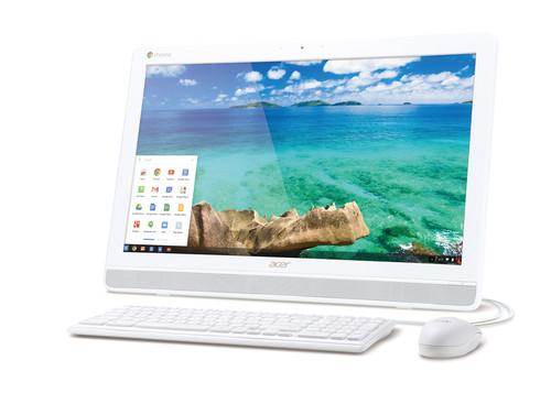 The non-touch version of the Acer Chromebase.