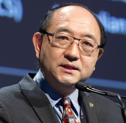 ACS president, Anthony Wong.