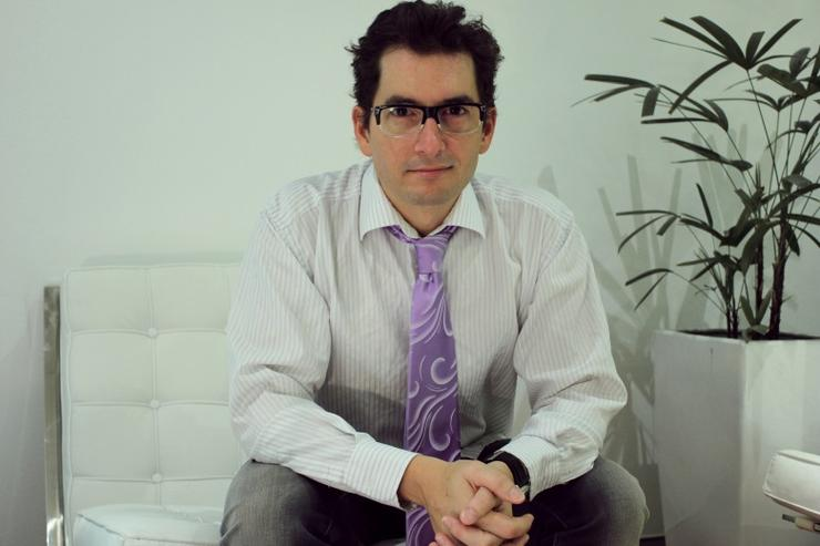 Nabo founder and chief executive, Adam Rigby