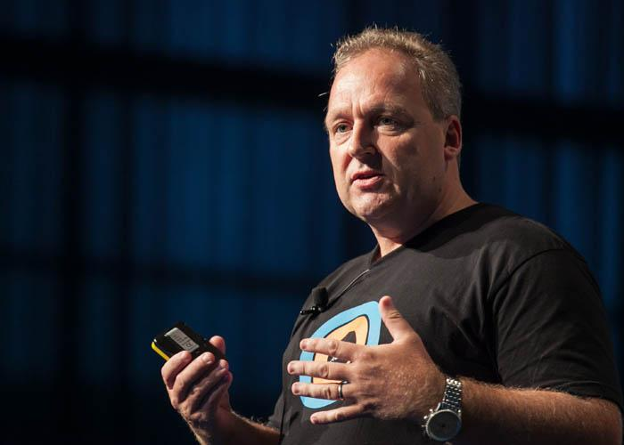 Rod Drury - Xero CEO