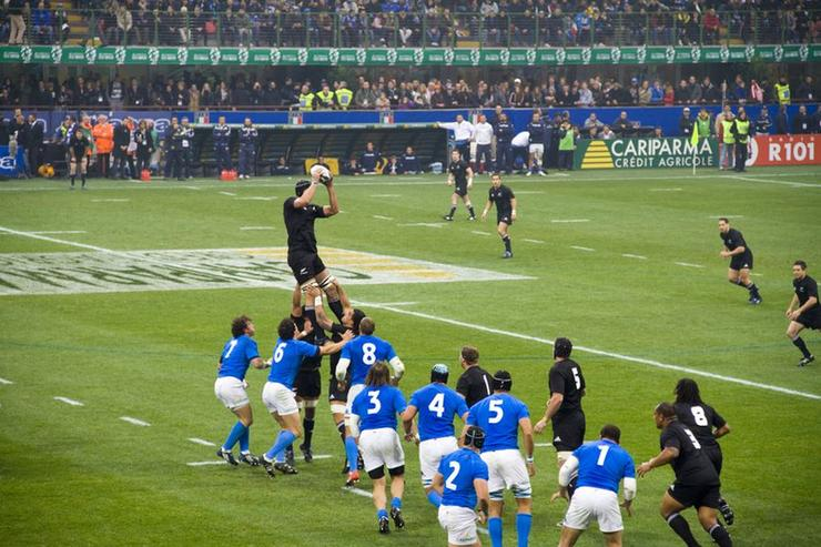 New technology on AWS will help refine the All Blacks' game.
