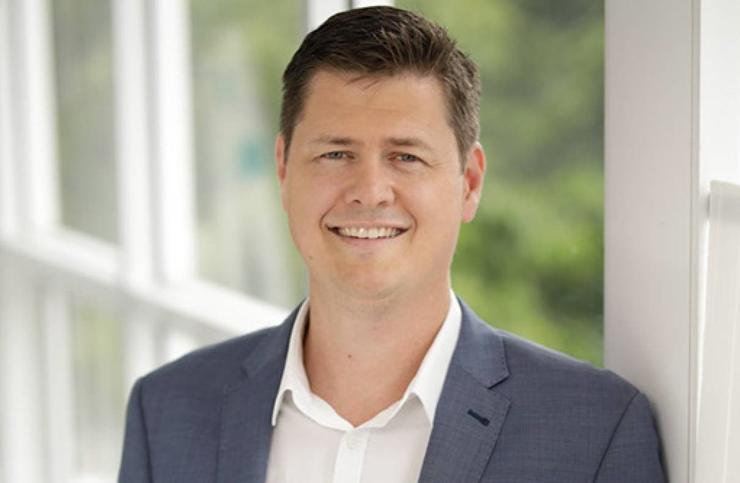 Nutanix channel director ANZ, Andrew Diamond