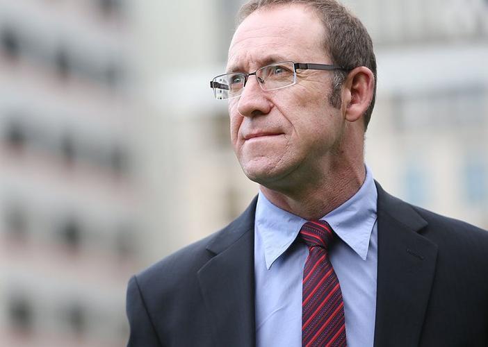 Andrew Little, Minister of Health
