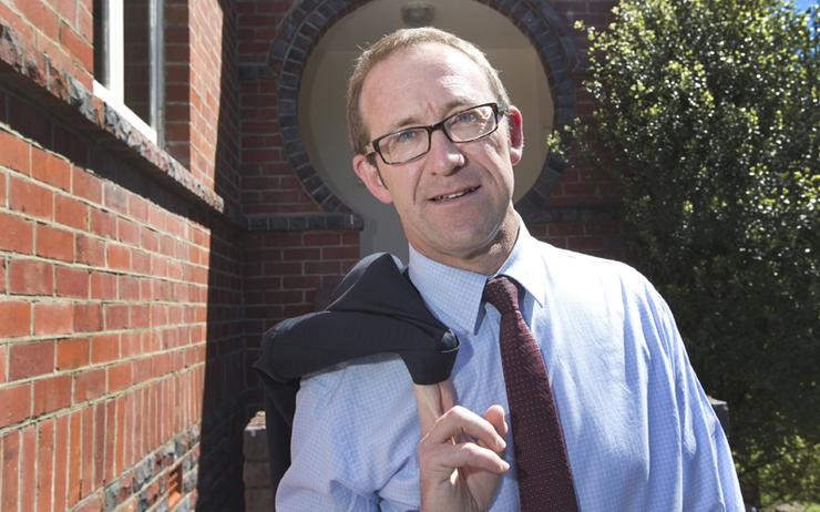 Andrew Little - Minister responsible for the GCSB