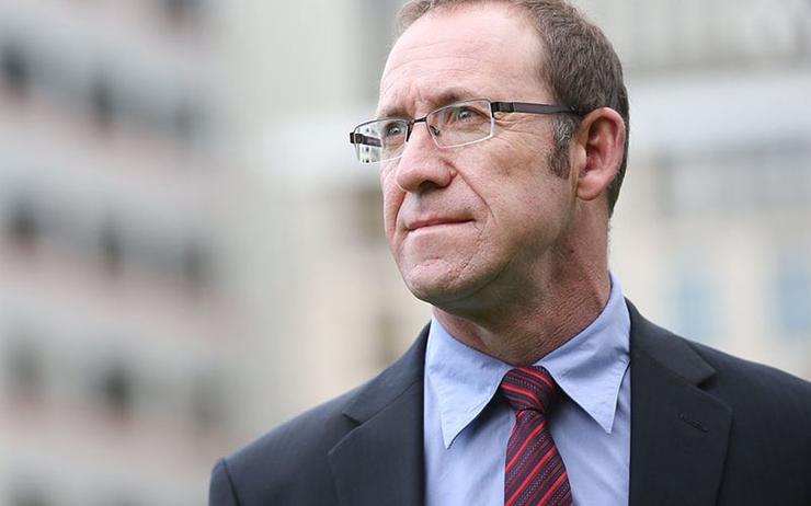 GCSB Minister Andrew Little