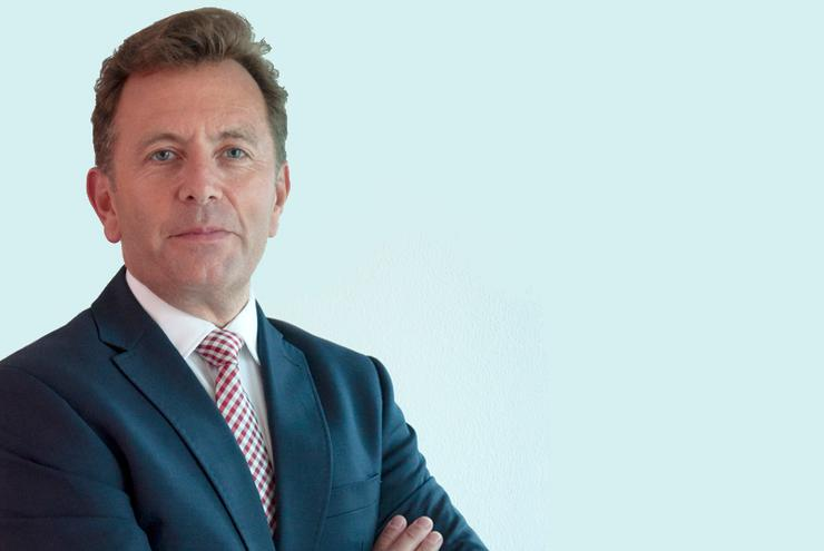 Ricoh Australia managing director, Andy Berry