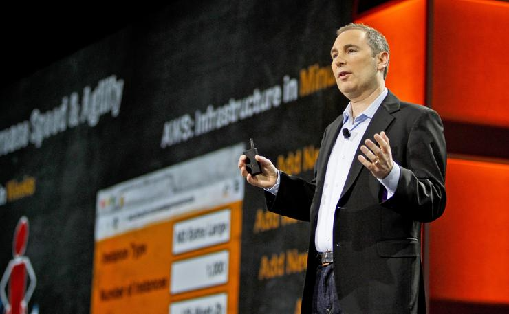 Andy Jassy - CEO, Amazon Web Services