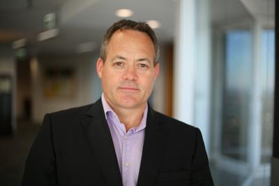Tony Smith - Aruba managing director, South Pacific (A/NZ)