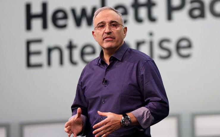 Antonio Neri (CEO - HPE)