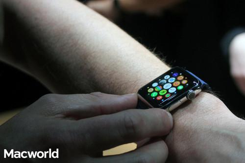 Apple Watch is the touchscreen device that can touch you back.