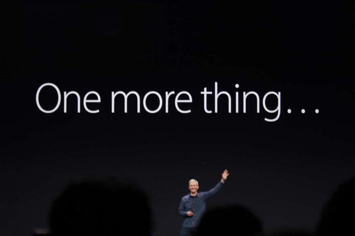Apple chief, Tim Cook