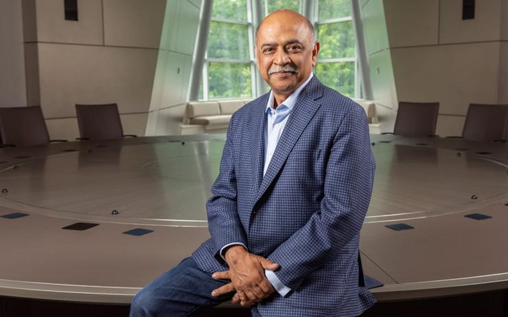 Arvind Krishna (IBM)