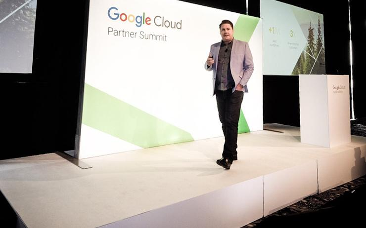 Ash Willis - Head of cloud partners and alliances JAPAC, Google Cloud