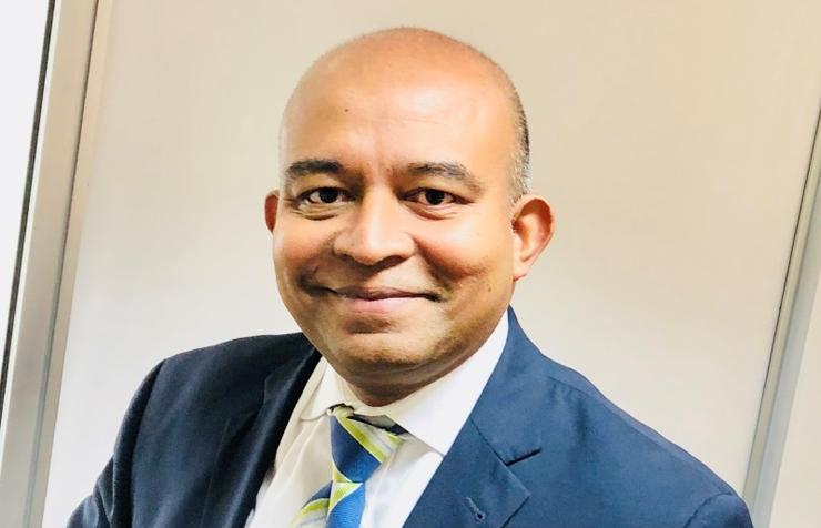 Aspect Software regional vice president A/NZ Manuel Karunakar