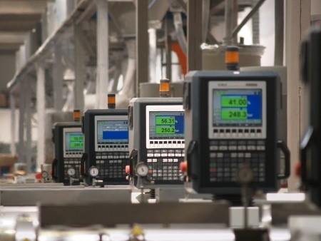 IoT systems from Kore are used in industrial settings like this.