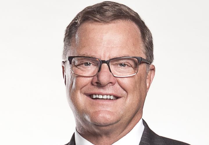 Bank of Queensland managing director and CEO, Jon Sutton