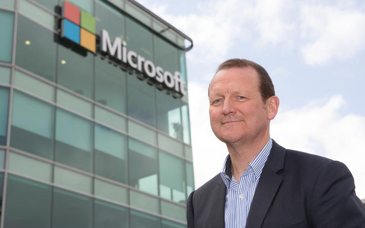 Barrie Sheers (Microsoft)
