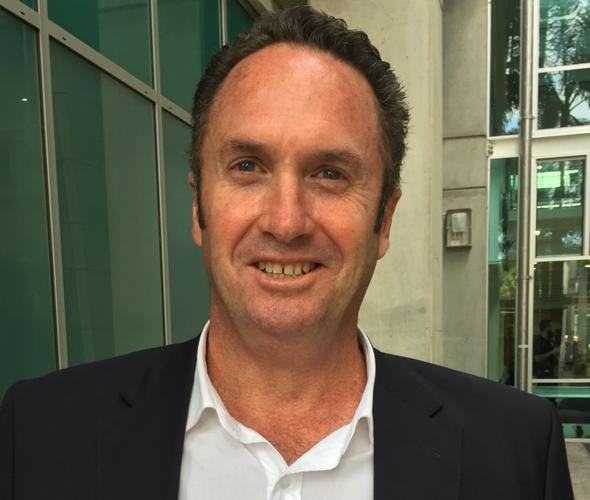 Sapply Pty Ltd head of channel sales, Barry Armstrong