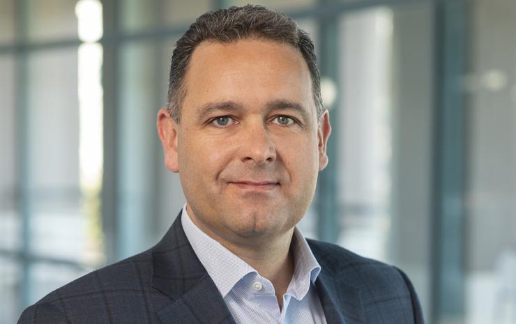 Cisco A/NZ leader Ben Dawson