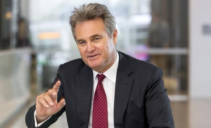 KPMG demographer, Bernard Salt