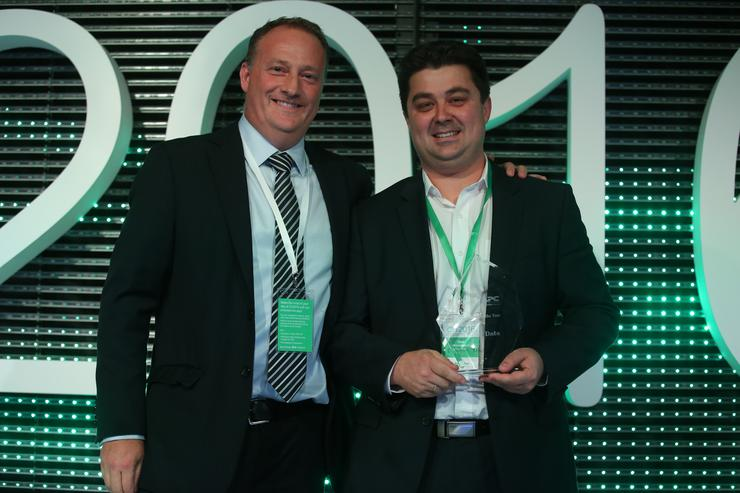 Distribution Partner of the Year Dicker Data