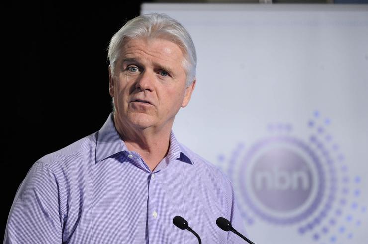 Bill Morrow - CEO, nbn