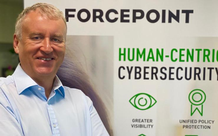 Bjorn Engelhardt (Forcepoint)