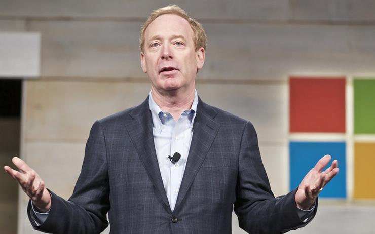 Brad Smith (Microsoft)