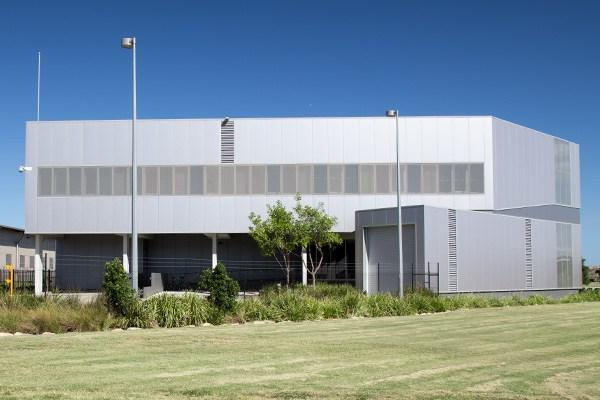 iseek Communications' datacentre facility in Brisbane
