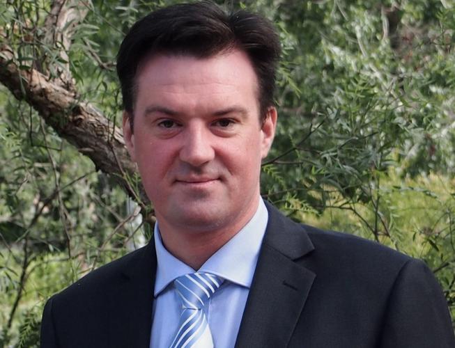 Bruce Nixon - Channel manager A/NZ, CyberArk